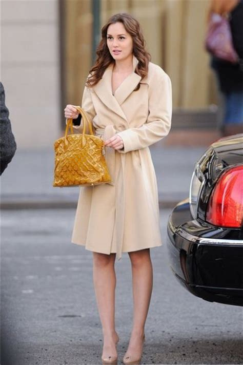best gossip winter fashion best gossip of blair and serena