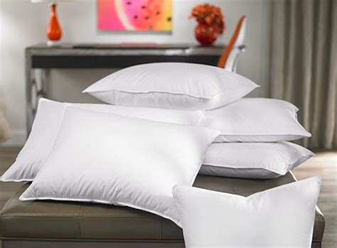 In Bed Pillow by Feather Pillow W Hotels The Store