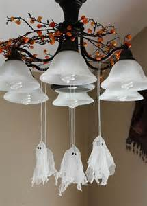 Home Made Halloween Decoration 35 Ghostly Halloween Decoration Ideas For October 31st