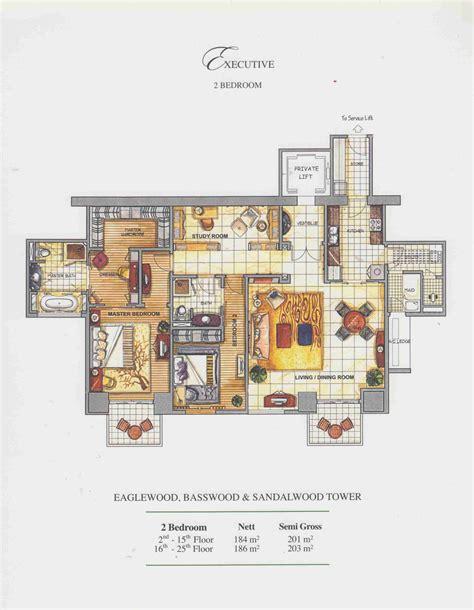 pakubuwono residence