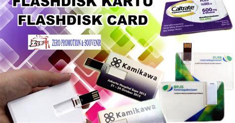 Usb Kartu Jual Usb Flashdisk Promosi Model Kartu Di Tangerang