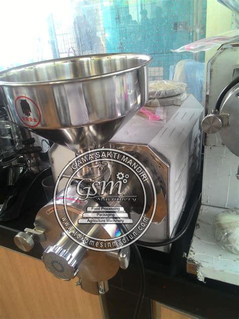Mesin Penepung Khusus Bahan Kering Type Sy 2200 1 mesin disc mill penepung jagung toko alat mesin usaha