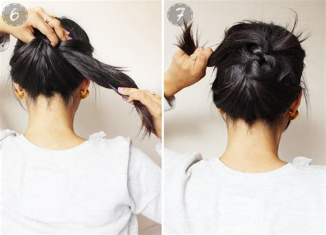 easy casual hairstyles how to cute casual updos for long hair easy medium hair styles