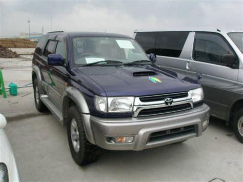 Toyota Hilux Surf 2000 Model
