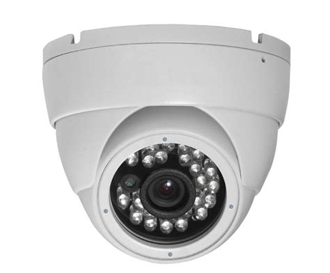 Foto Cctv dome ir vandalproof 600tvl 3 6mm white offer dome