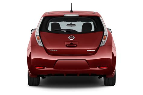 nissan leaf back 2015 nissan lineup updated