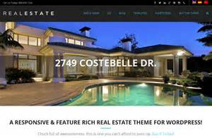 2017 real estate designs 80 best real estate wordpress themes 2017 free premium