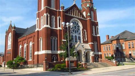 Auglaize County Records St Joseph Catholic Church Wapakoneta Ohio