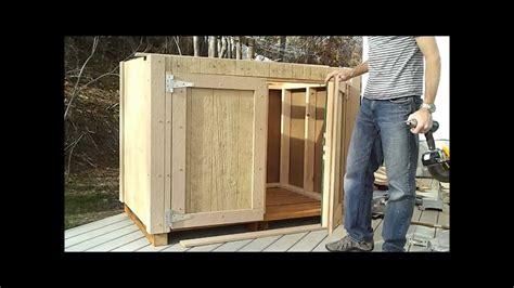 hang shed doors   build  generator