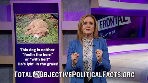 Samantha Meme - full frontal saves your friendships full frontal with samantha bee tbs youtube