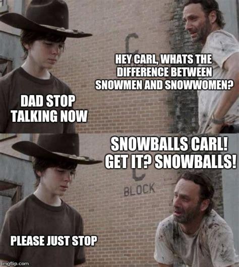 Hey Carl Meme - rick and carl memes imgflip