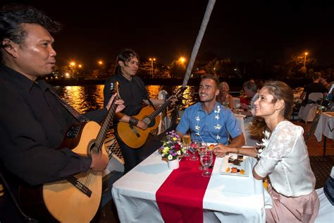 bali romantic  sunset evening cruise dinner
