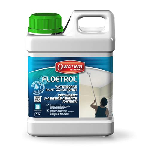 Cleaning Tips by Floetrol Paint Conditioner Remove Brush Or Roller Marks