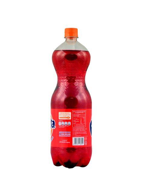 Fanta Stroberi Pet 250ml fanta soft drink strawberry pet 1500ml klikindomaret