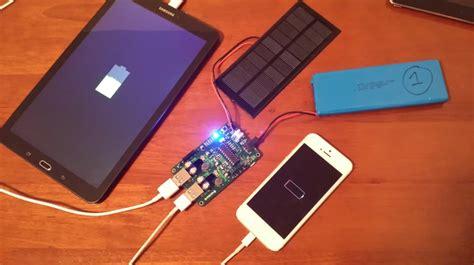make your own usb charger diy usb 5v solar power bank electronics lab