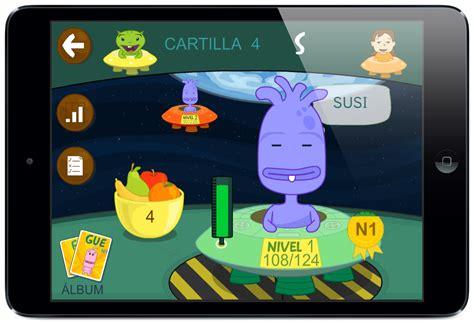 como crear imagenes png en android aprender a leer app leo con grin en ios y android educaplanet