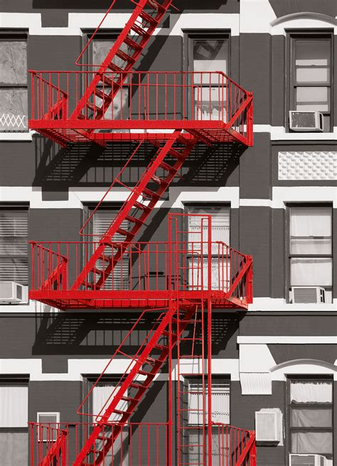 fire escape wall mural buy  europosters
