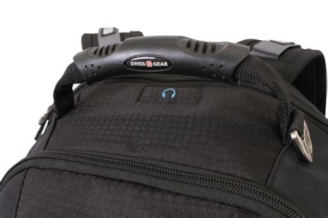 Sa Gear Black Blue Kanvas swiss gear sa3118 black with blue laptop backpack fits most import it all