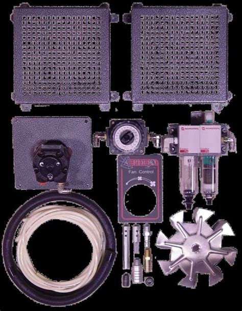 compressed air powered fans pdq fan kit opedge com