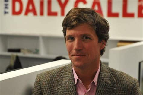 is tucker carlson s hair real donald trump to tucker carlson i get more p y than you