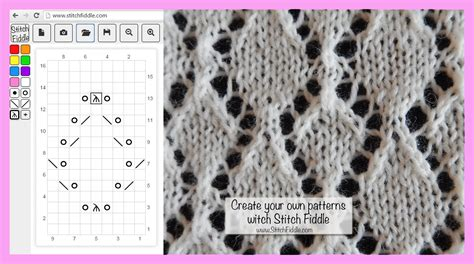 make your own knitting pattern create your own knitting chart pattern