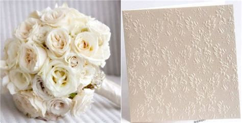 silver and white creates the modern wedding theme
