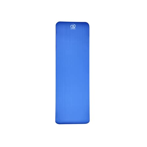 Mat 10mm Blue fitness mad stretch fitness mat 10mm blue lda resources