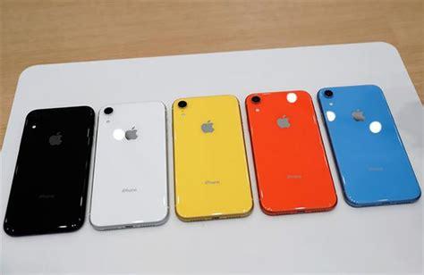 l iphone xr a repr 233 sent 233 32 des ventes d iphone en novembre 2018
