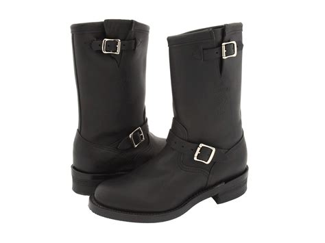 engineer boots chippewa 11 quot black odessa engineer boot zappos free