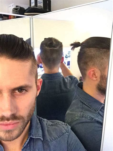 mens faux top knott mens top knot hair pinterest tops top knot and mens