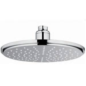 grohe rainshower 210mm modern shower uk bathrooms