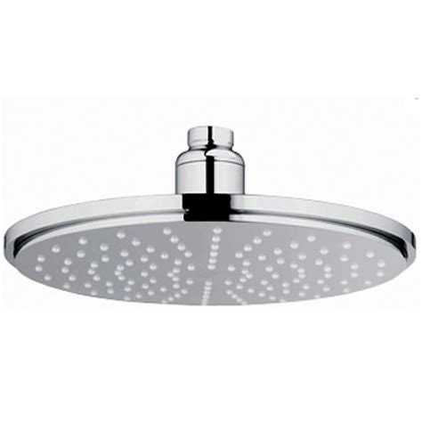 Rainshower Shower Heads by Grohe Rainshower 210mm Modern Shower Uk Bathrooms