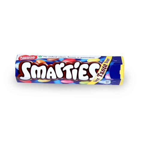 Nestle Smarties Chocolate Block smarties chocolate