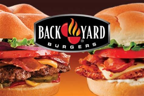 backyard burger raleigh yay local digital coupons