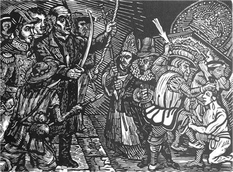 imagenes en blanco y negro de la independencia tanocastillo10 la conquista