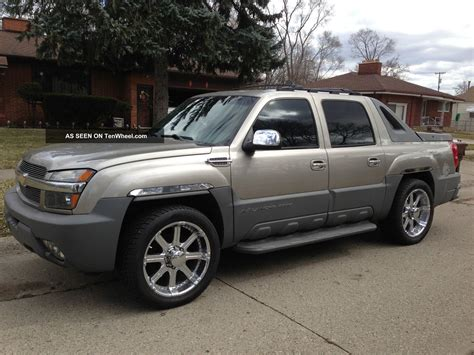 auto air conditioning service 2006 chevrolet avalanche 2500 electronic valve timing 2002 chevrolet avalanche 2500 base crew cab pickup 4 door 8 1l
