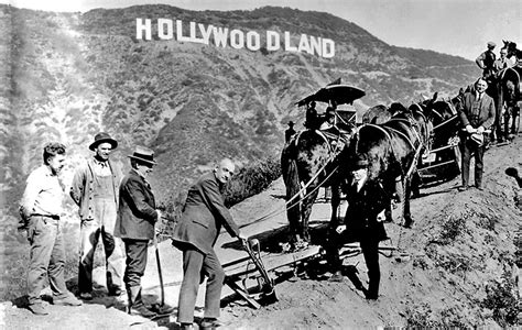 the hollywood sign a photographic history of the los angeles landmark framework photos and