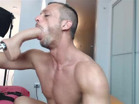 5 Straight Spanish Porn Actor Is A Dildo Whore On Cam