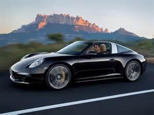 2015 Porsche 911 Targa 2015 Porsche 911 Targa Unveiled Naias 2014