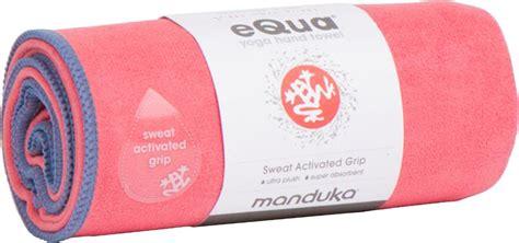 Equa Mat Towel Manduka Tiva manduka equa towel at rei