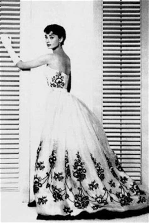 Hepburn Closet by Closet Iconic Dress Hepburn In By Givenchy