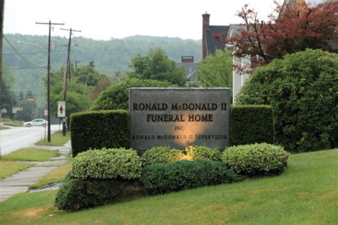 ronald mcdonald funeral home pa 28 images what i done