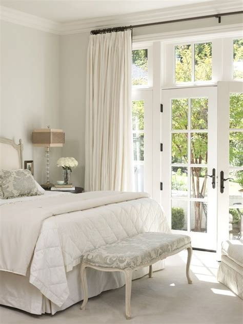 French doors in bedroom for the home pinterest