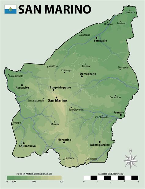 san marino on world map san marino war map