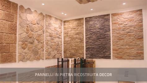pannelli decorativi per interni finta pietra pannelli in pietra ricostruita e gesso decor