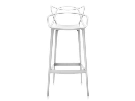 kartell bar stool buy the kartell masters bar stool white at nest co uk