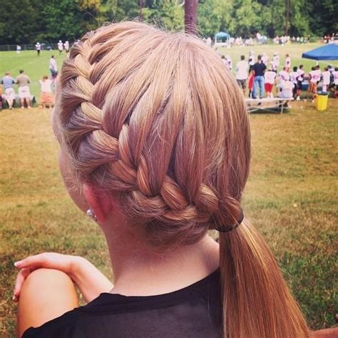 easy hairstyles of braids 11 everyday hairstyles for french braid popular haircuts