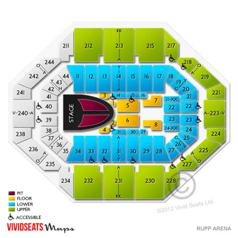 rupp arena floor plan rupp arena floor plan 28 images chris tickets in on 12 10 rupp arena events allphones