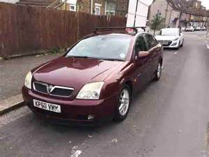 Vauxhall Vectra Elegance Vauxhall 2003 Vectra Elegance 16v Car For Sale