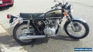 Honda Cb450 For Sale 1973 Honda Cb450 For Sale In Canada
